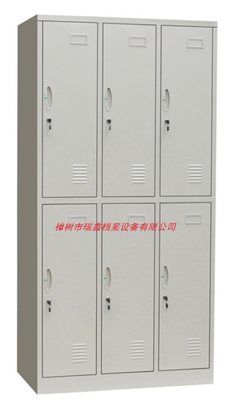 RX-GY06 六门更衣柜