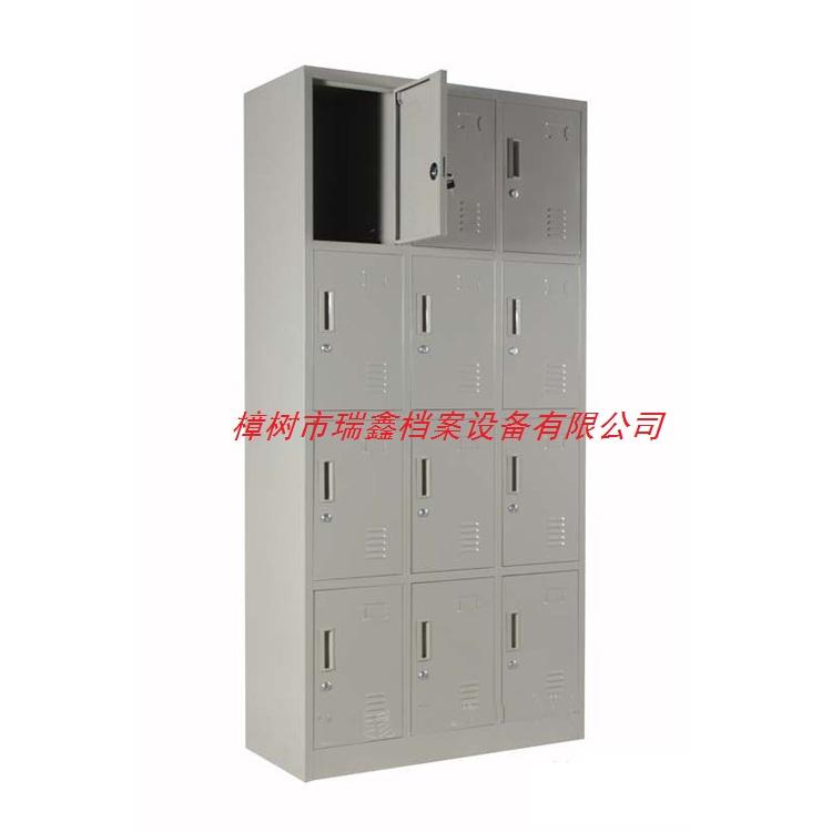 RX-YG01十二门员工柜