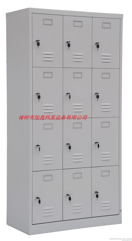 RX-YG02十二门员工柜