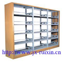 RX-SG03 钢木双面书架