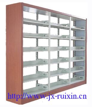 RX-SG07 实木侧板书架