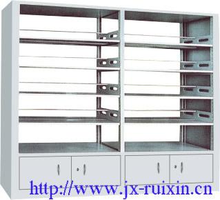 RX-SQ06 五层仓储式书架