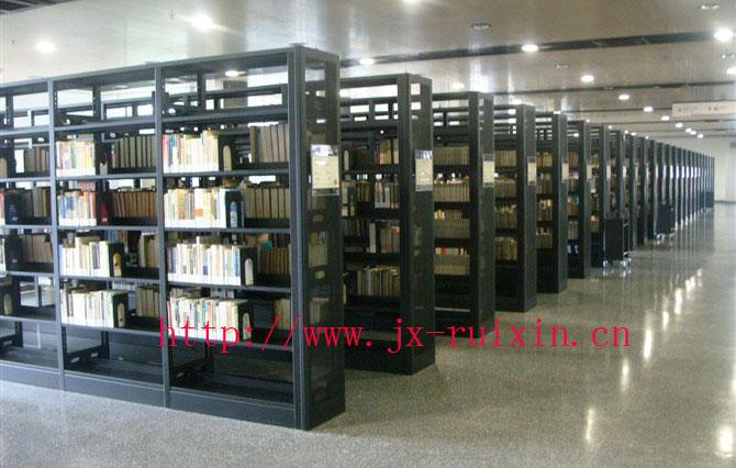 RX-ST08新款黑色书架