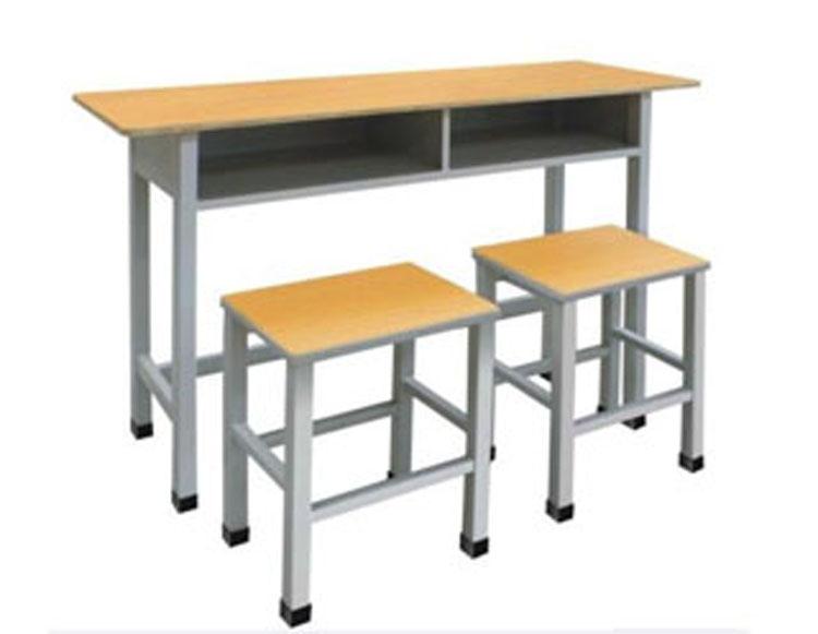 RX-KZ05双人课桌椅