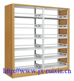 RX-SG02 钢木双面书架