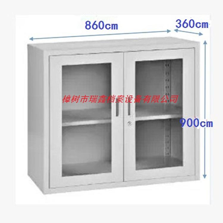 RX-WA02玻璃门矮柜
