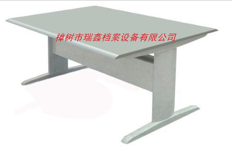 RX-YL02钢制阅览桌